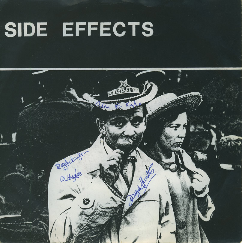Side Effects front cover